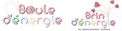 Boule d'énergie Logo